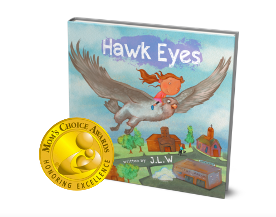 Hawk Eyes by JLW Book Cover